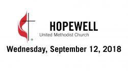 Revival – September 12, 2018 – Day 4