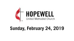 February 24, 2019 – Contemporary Service with Guest Speaker Ricky Howell