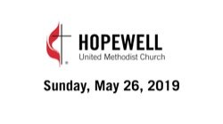 May 26, 2019 – Graduation Recognition Sunday