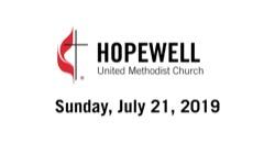 July 21, 2019